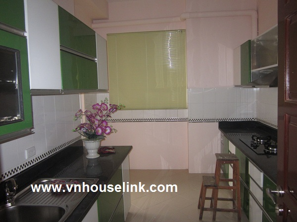 Apartment for rent at G2 Ciputra, Tay Ho, Ha Noi