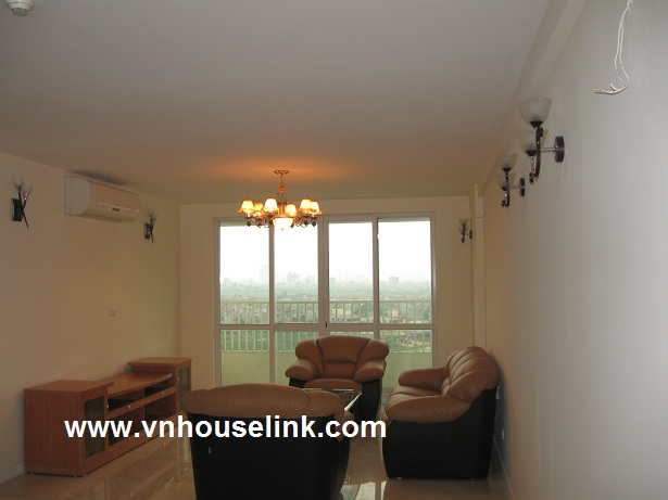 Apartment for rent at P1 Ciputra, Tay Ho