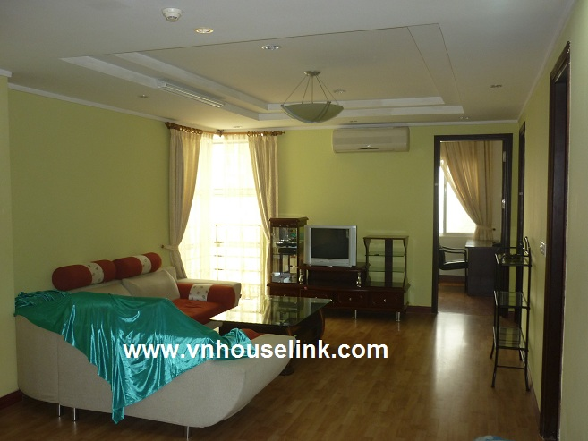 Ciputra apartment in G03, Hanoi rental