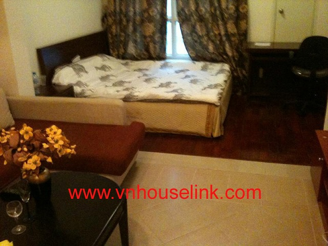 Fully furnished apartment for rent in The Garden