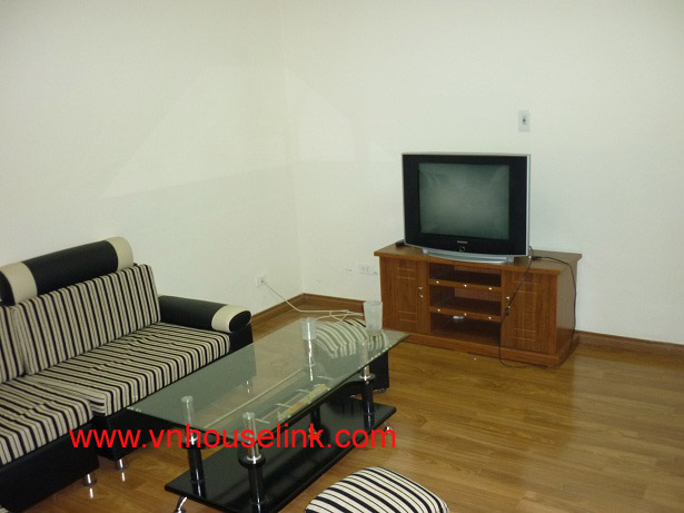 Nice apartment for rent in CT1 My Dinh Song Da!