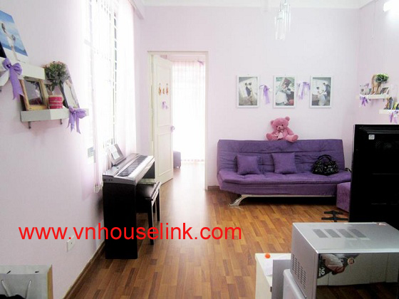 Nice apartment for rent in Hanoi, Me Tri, Tu Liem Dist