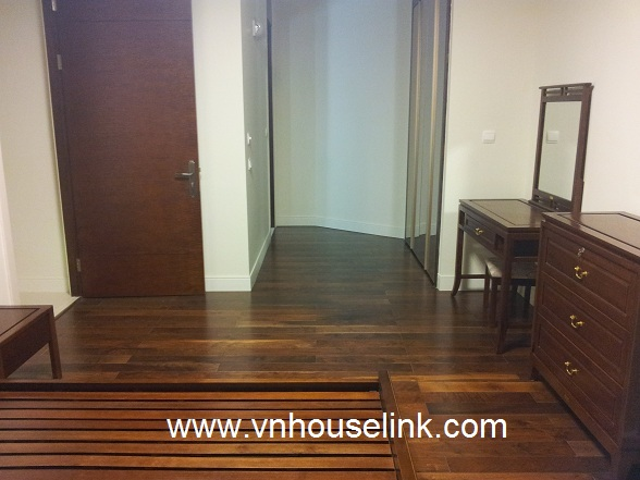 Nice view apartment for rent in Keangnam 1