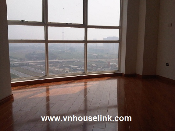 Unfurnished Apartment for rent in Me Tri Thuong 1